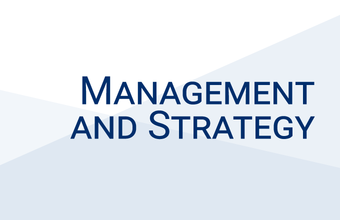 Management and Strategy