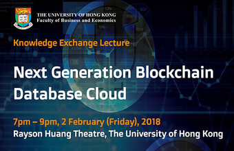 KE Lecture on Next Generation Blockchain Database Cloud