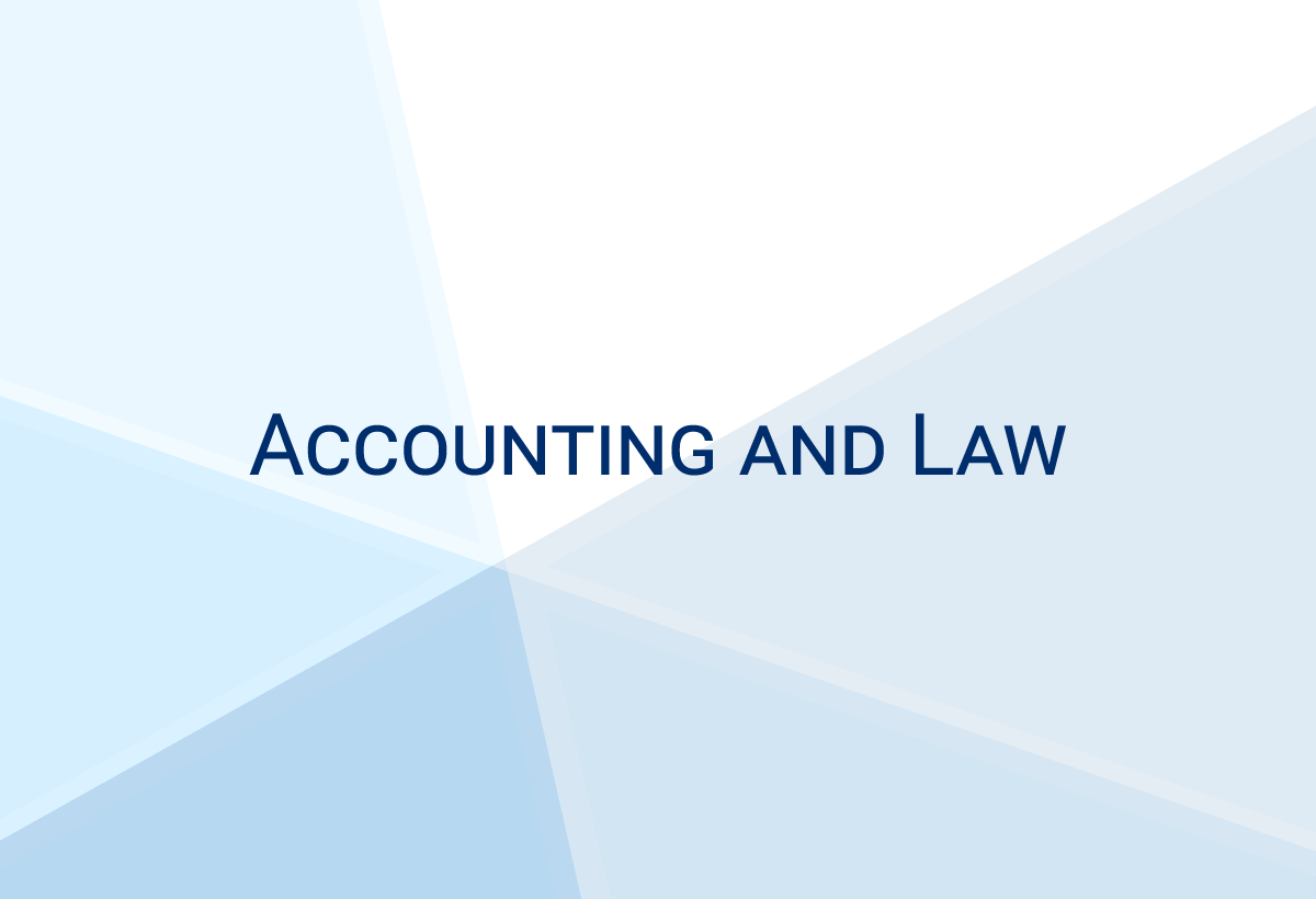 Accounting and Law