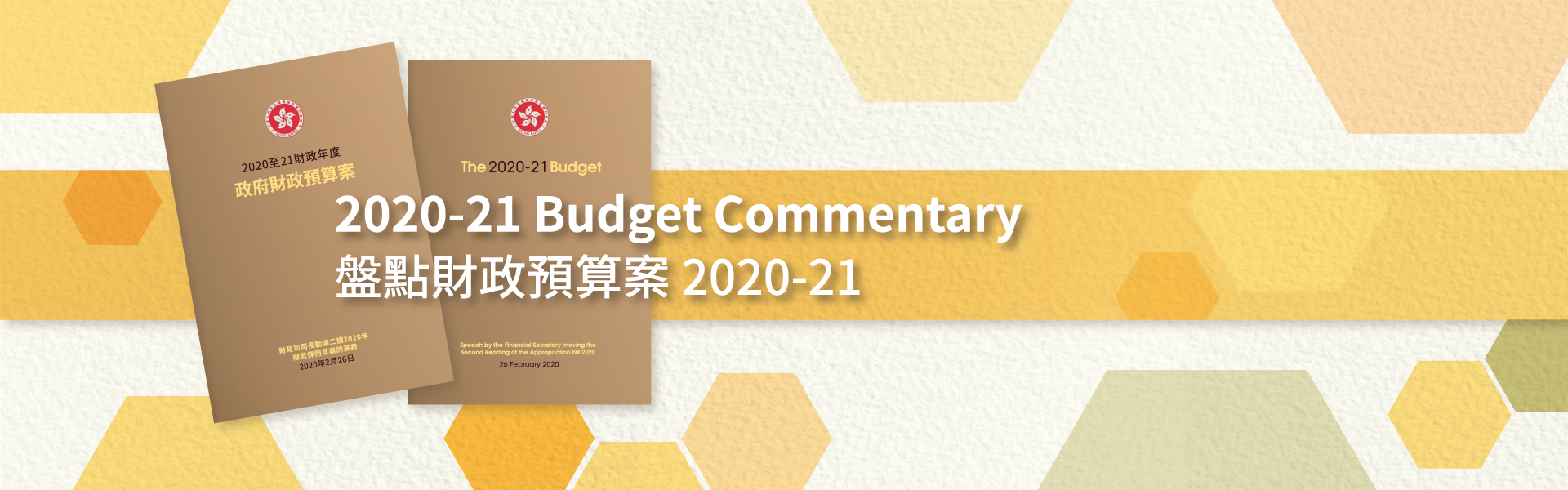 2020-21 Budget Commentary