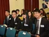Image of BGS HKU Chapter Induction Ceremony 2013 1