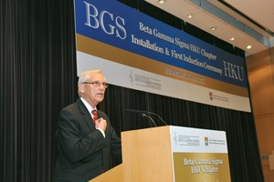 Image of BGS HKU Chapter First Induction Ceremony 2012  Vedio Image 3