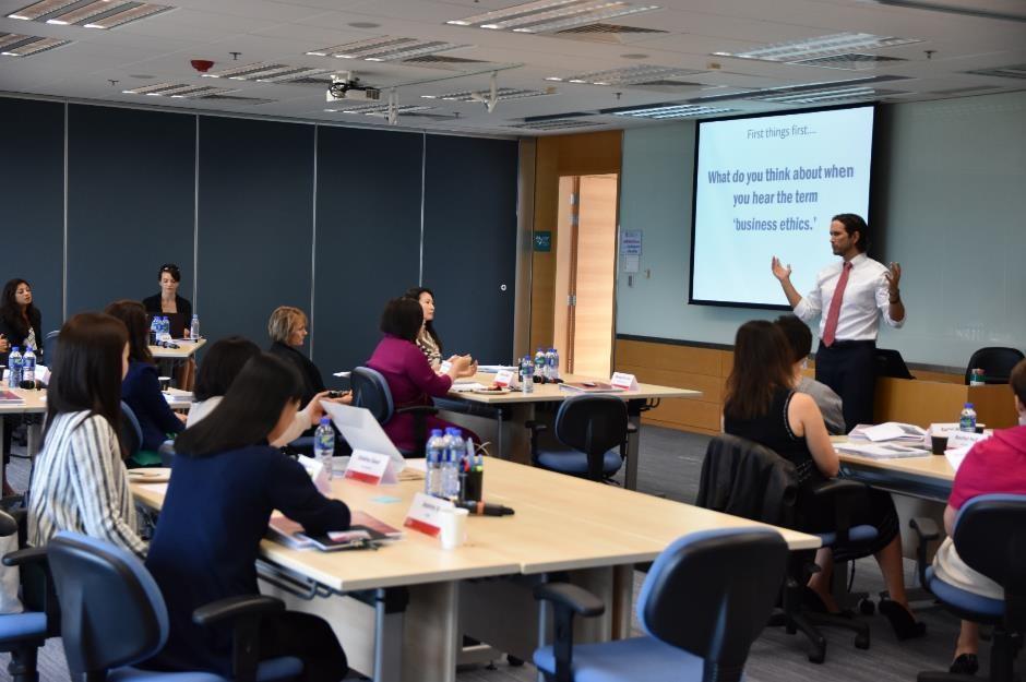 高层管理教育及企业培训