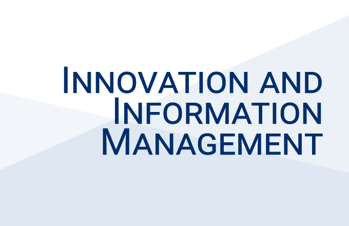 Event_Innovation and information management
