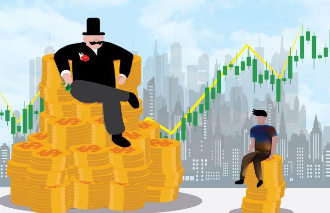 Why has economic development often failed to deliver common prosperity?