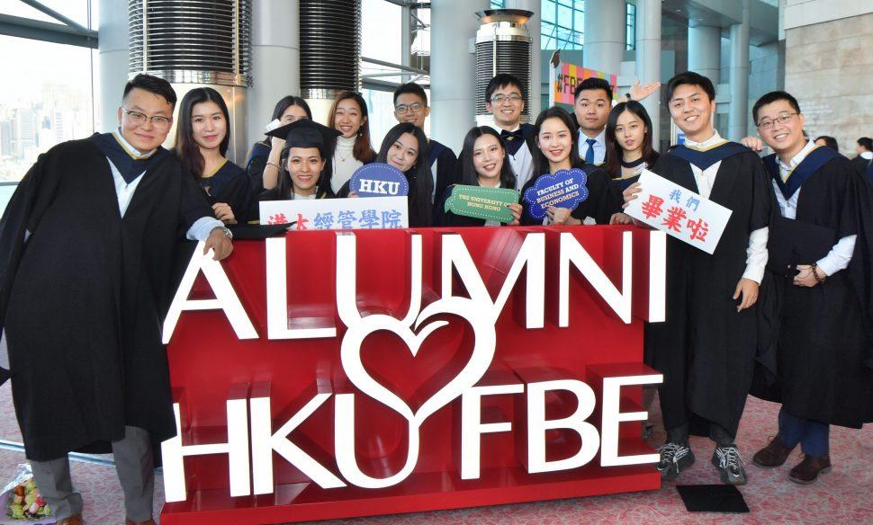 Connecting to FBE Alumni Worldwide